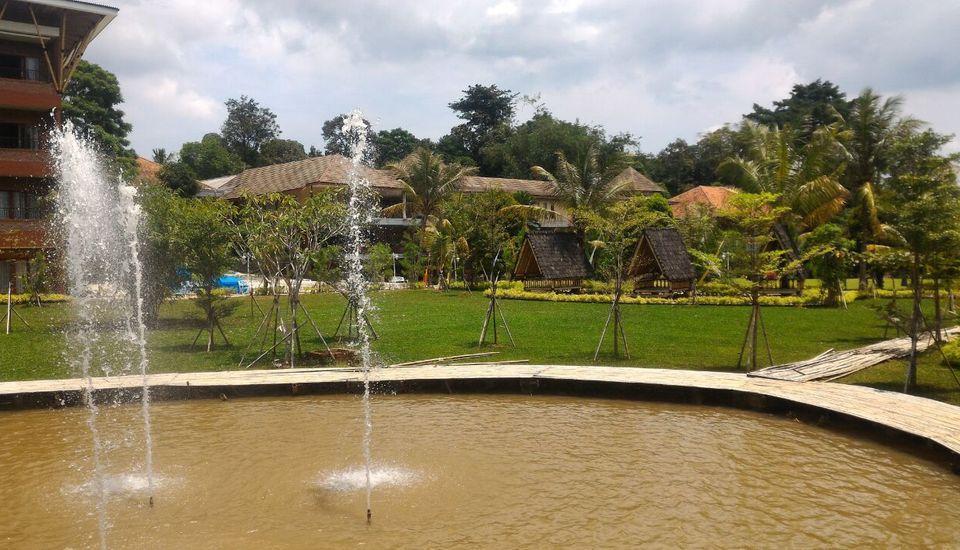 Grand Mulya Bogor Bogor - Kolam pemancingan
