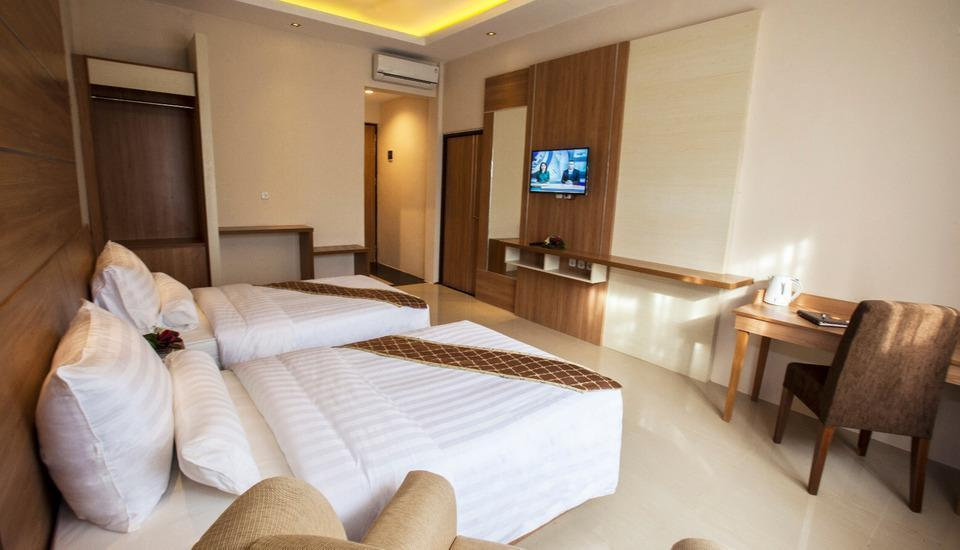 Grand Mulya Bogor Bogor - Grand Superior Twin Hot deal