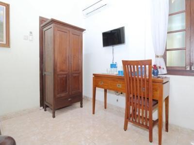 Airy Mantrijeron Panjaitan 51 Yogyakarta - Standard Double