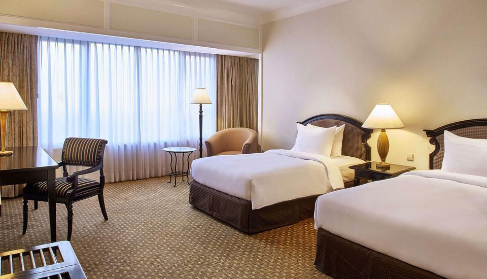 Hotel Aryaduta Bandung - Aryaduta Club Deluxe Room Only Today's Deal Get 5% OFF