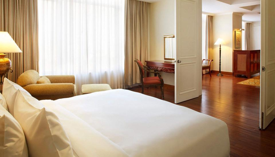 Hotel Aryaduta Bandung - Aryaduta Executive Suite With Breakfast Stay 7-9 Days Get 20% OFF