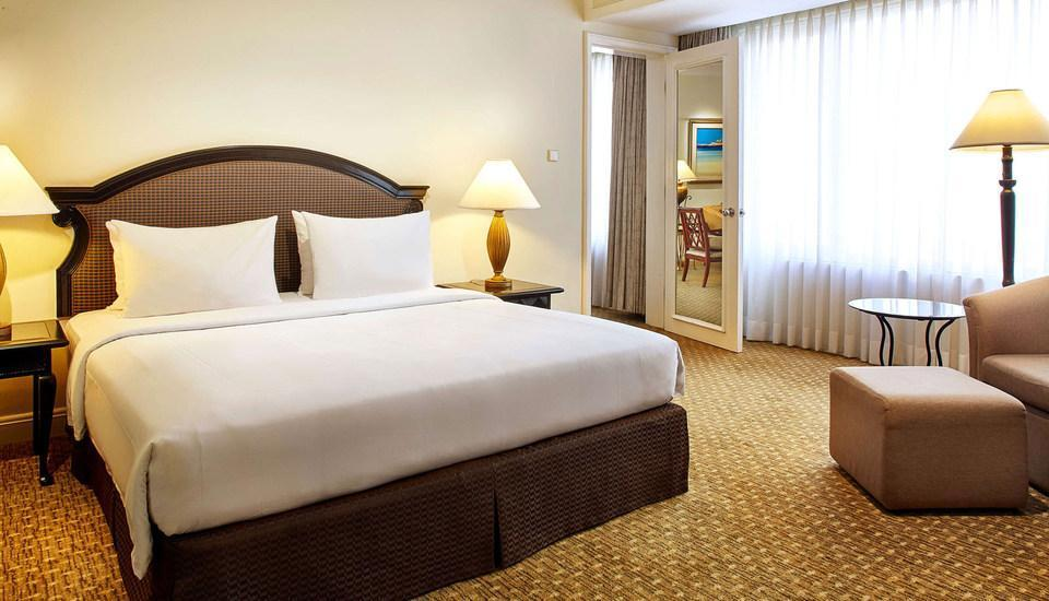 Hotel Aryaduta Bandung - Aryaduta Suite Room Only Stay 7-9 Days Get 20% OFF