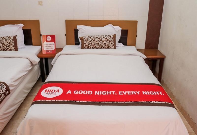 NIDA Rooms Windu 6 Lenkong - Kamar tamu