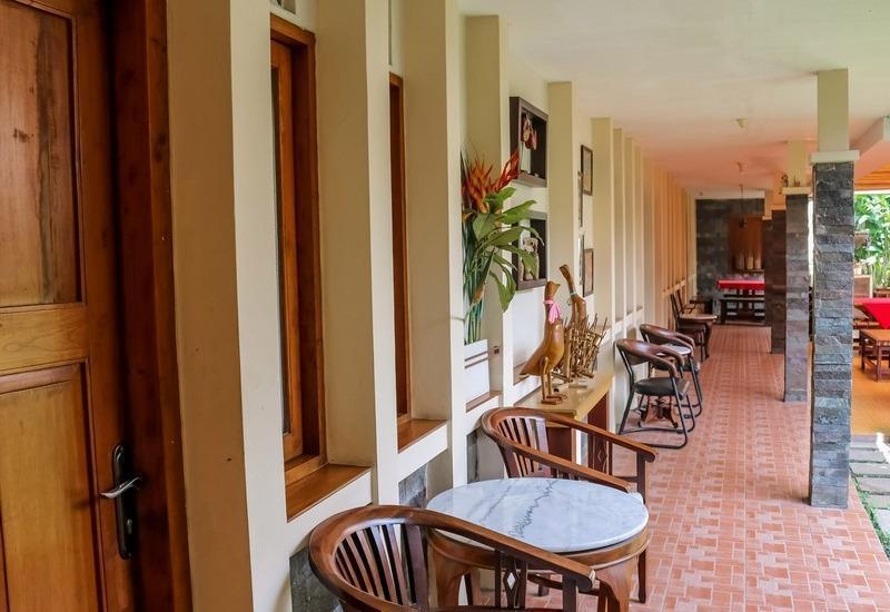 NIDA Rooms Windu 6 Lenkong - Pemandangan Area
