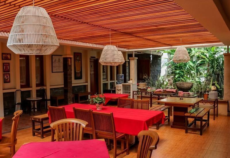 NIDA Rooms Windu 6 Lenkong - Restoran