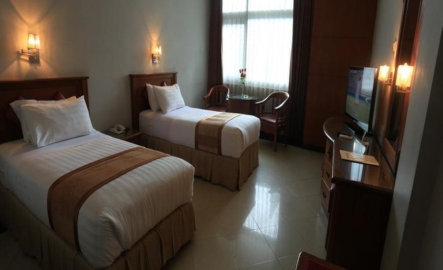 Tarakan Plaza Hotel Tarakan - Standard Twin Regular Plan