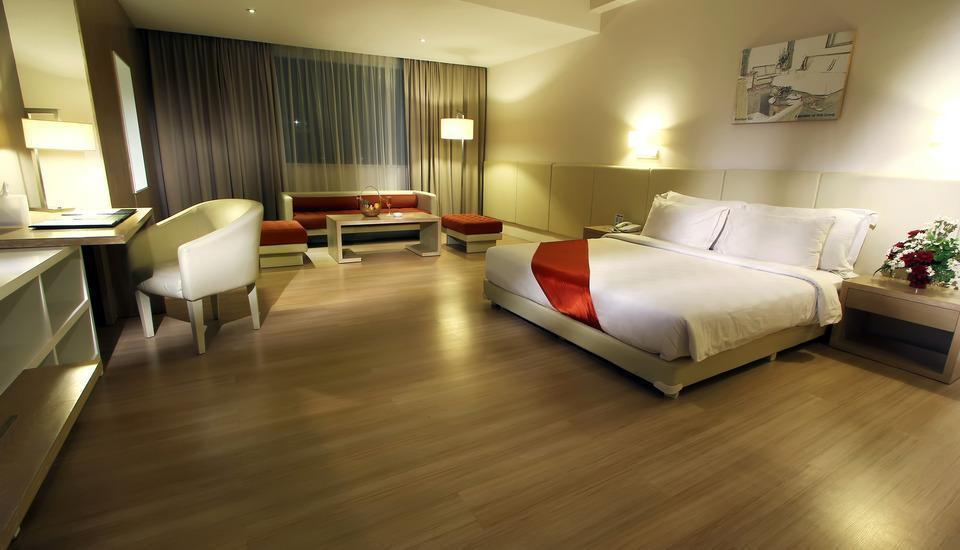 Grand Jatra Balikpapan - Deluxe Double Room Min 2 Nights