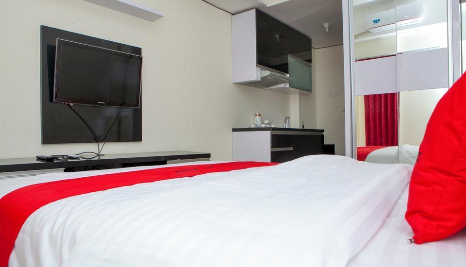 RedDoorz Apartment @ Tamansari Panoramic Soekarno Bandung -