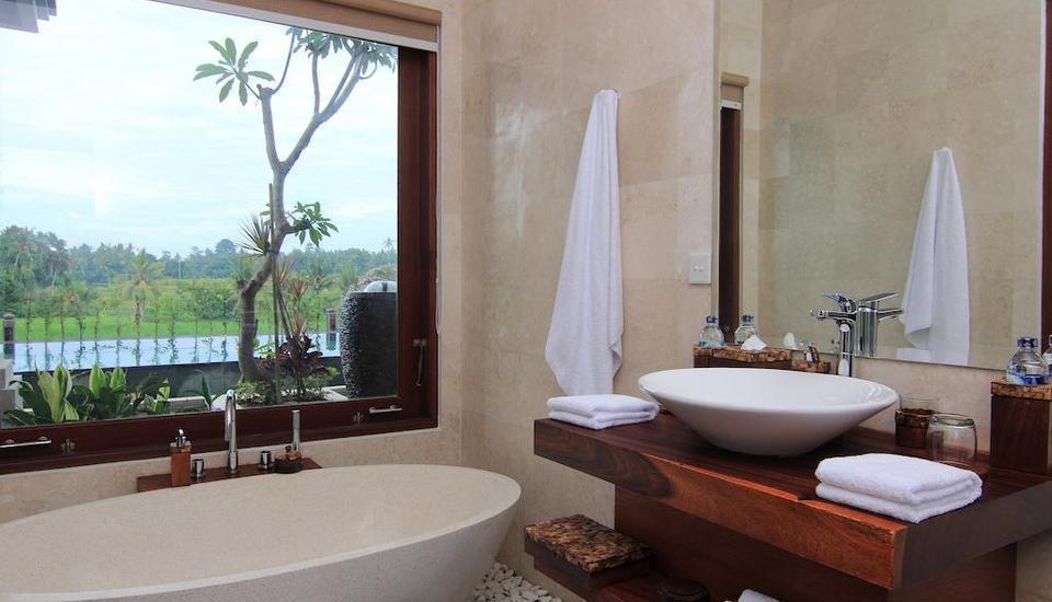 Uma Stana Villa Ubud - Kamar mandi