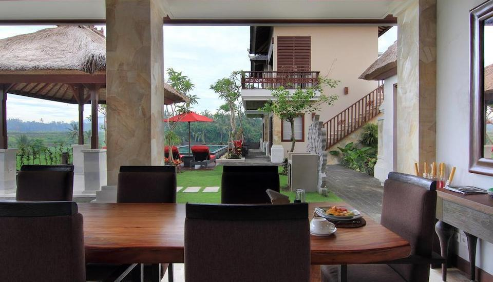 Uma Stana Villa Ubud - Interior