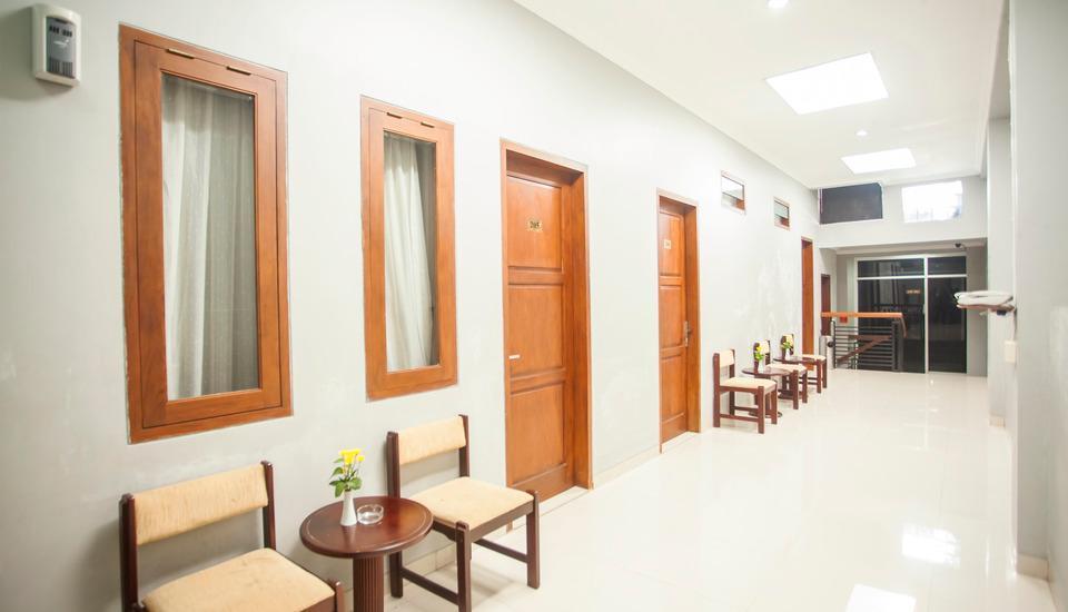 Rosalia Indah Hotel Yogyakarta - Area tamu