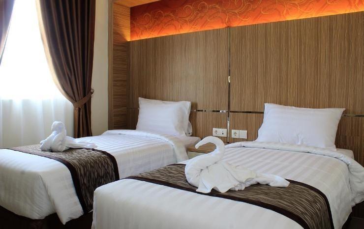 Amadeo Hotel Duri Bengkalis - Kamar