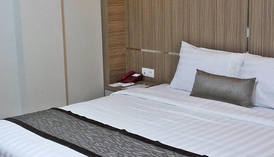 Amadeo Hotel Duri Bengkalis - Superior Double