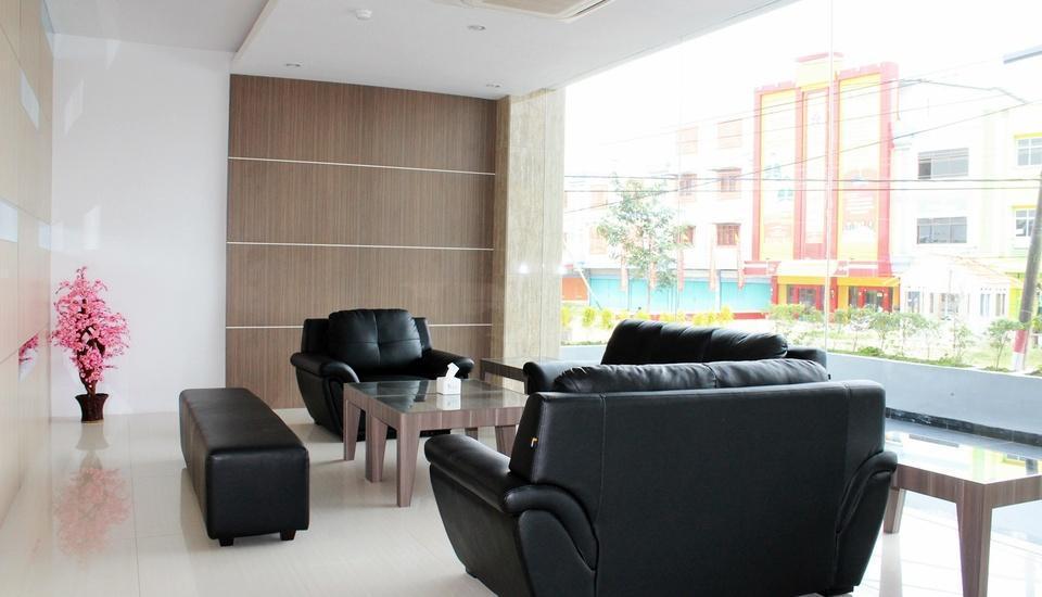 Amadeo Hotel Duri Bengkalis - Lobby