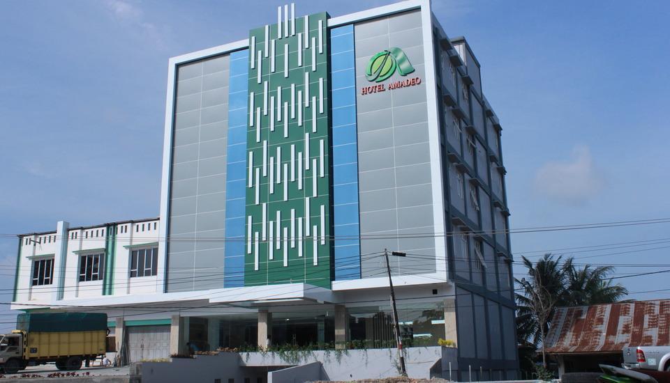 Amadeo Hotel Duri Bengkalis - View Hotel