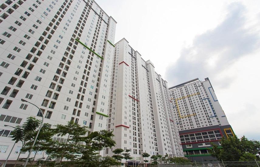 RedDoorz Apartment @Bassura Cipinang Jakarta - Eksterior