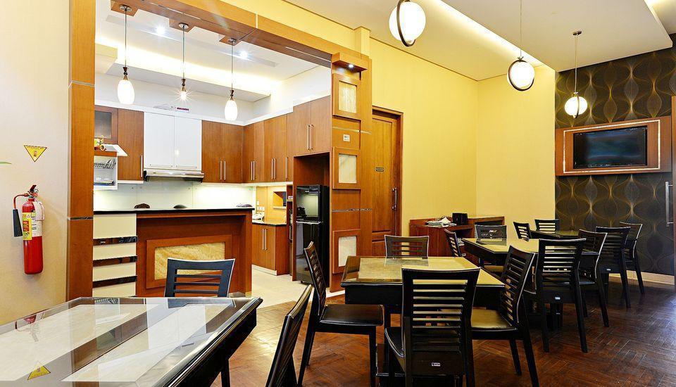 ZenRooms Bausasran 34 Pakualaman - Restoran