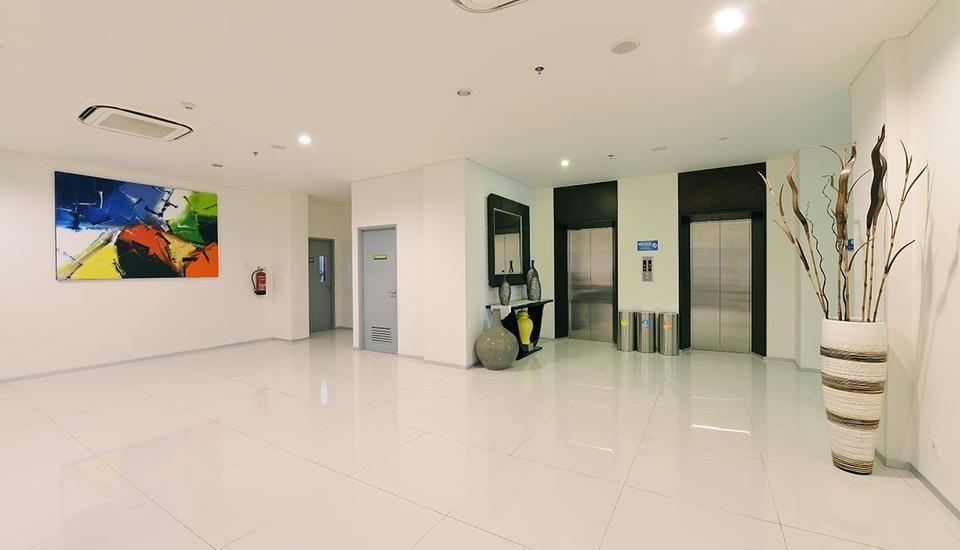 POP! Hotel Timoho Yogyakarta - Meeting foyer