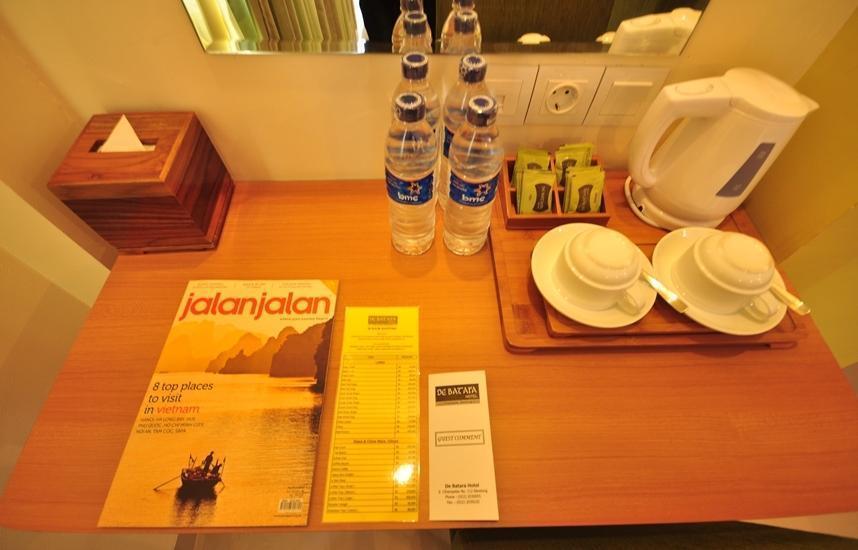 De Batara Hotel Bandung - Room Amenities