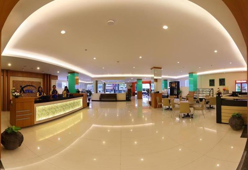 De Batara Hotel Bandung - Lobby