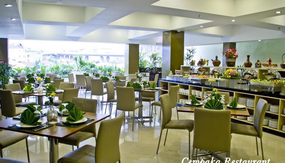 De Batara Hotel Bandung - Cempaka Restaurant