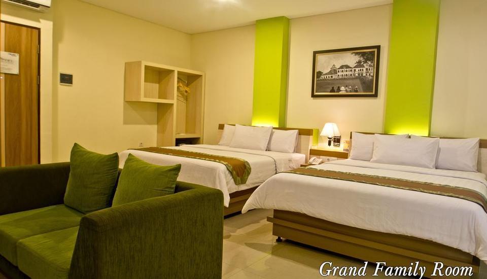 De Batara Hotel Bandung - Family Room