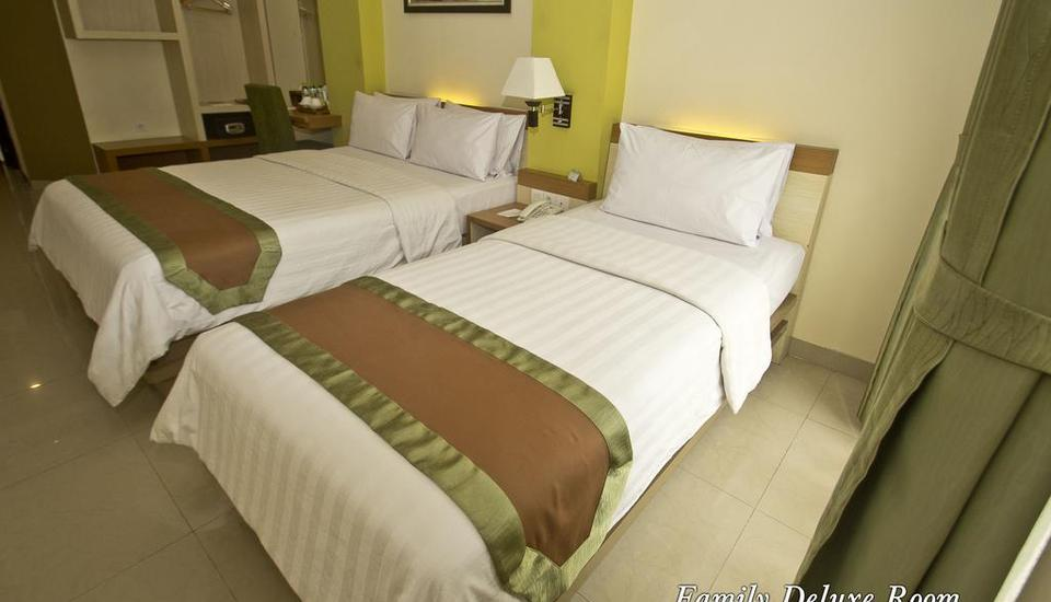 De Batara Hotel Bandung - Triple Room