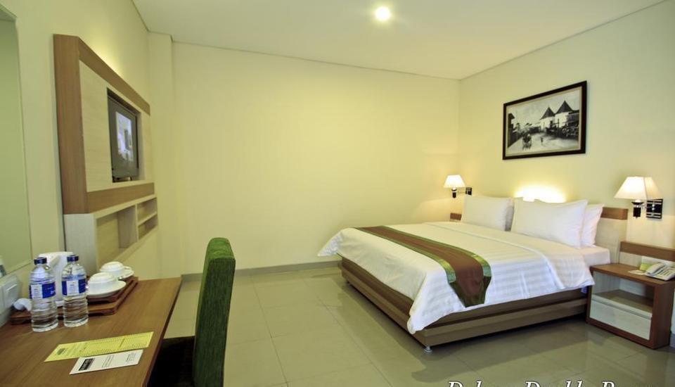 De Batara Hotel Bandung - Deluxe Double