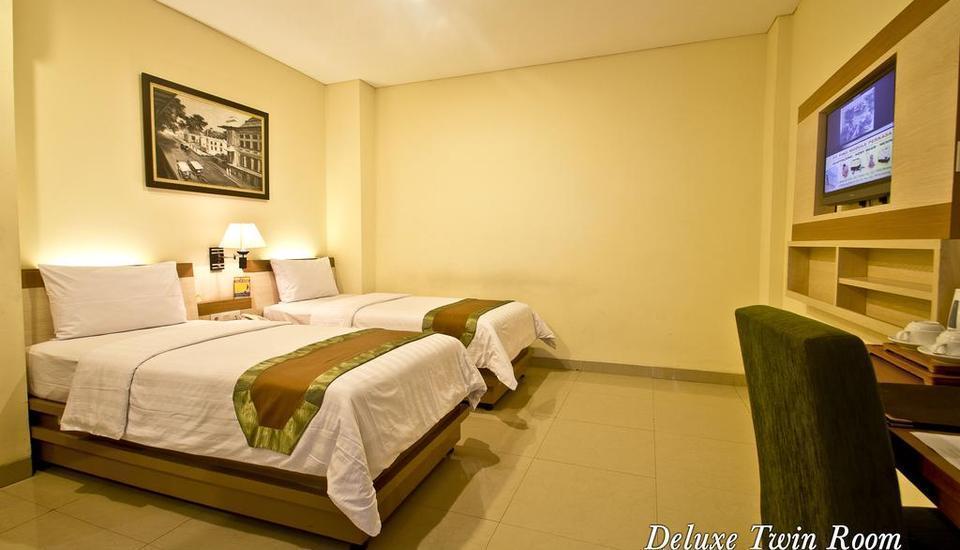 De Batara Hotel Bandung - Deluxe Twin