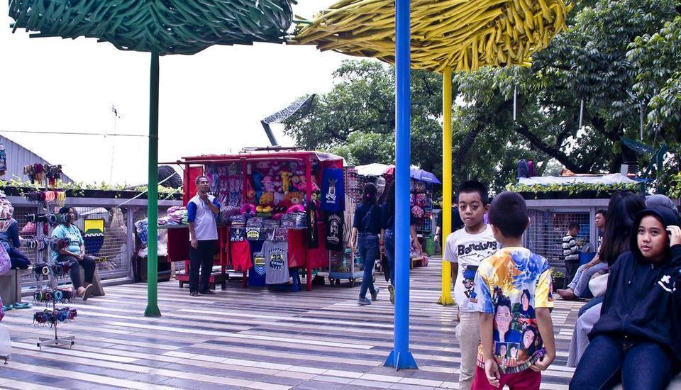 De Batara Hotel Bandung - Skywalk Cihampelas