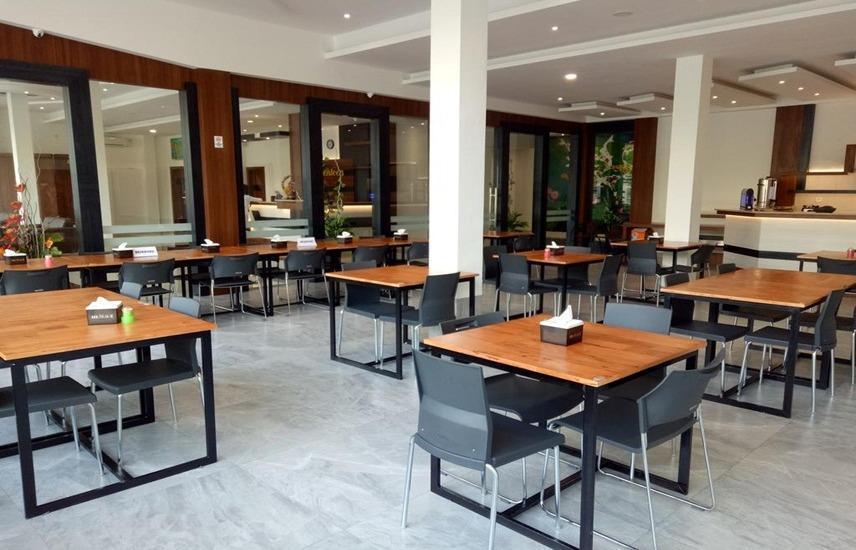 Seventeen Hotel Banda Aceh - Restaurant