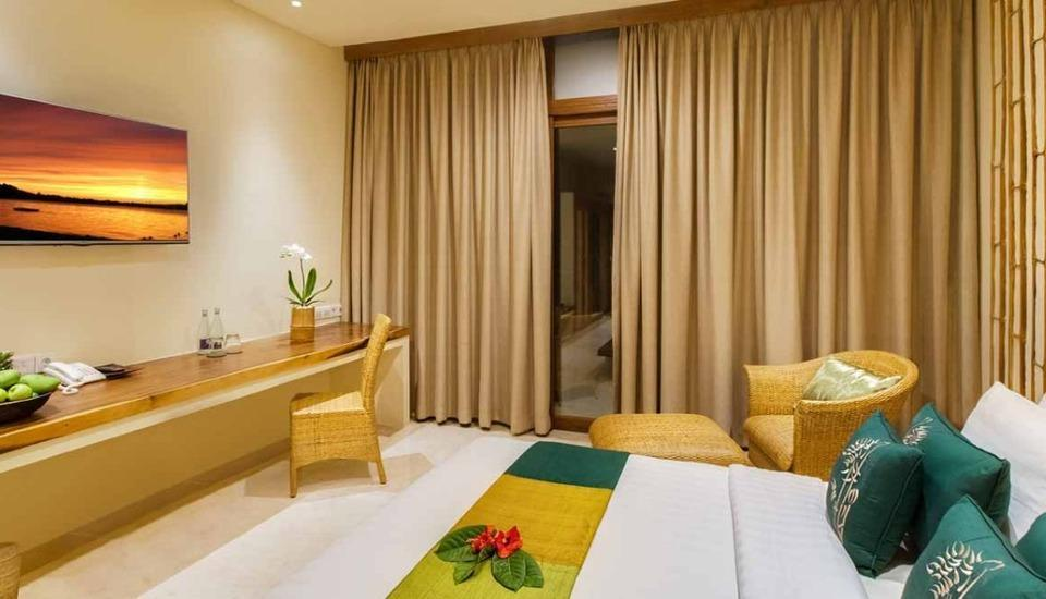 Pearl of Trawangan Resort Lombok - Ocean View Room Non Refundable Regular Plan