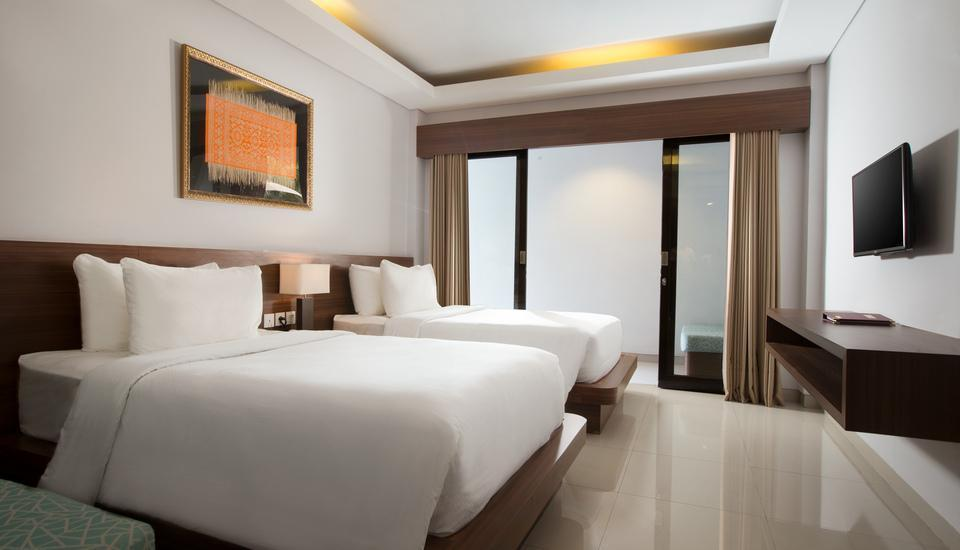 Grand Mirah Boutique Hotel Bali - Deluxe Without Balcony (Twin Beds)