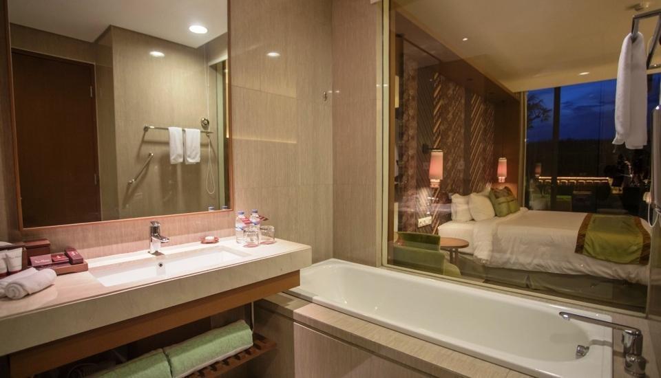 Vasanti Seminyak Resort Bali - Kamar Mandi