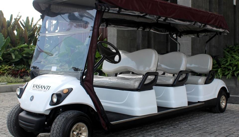 Vasanti Seminyak Resort Bali - Buggy Service