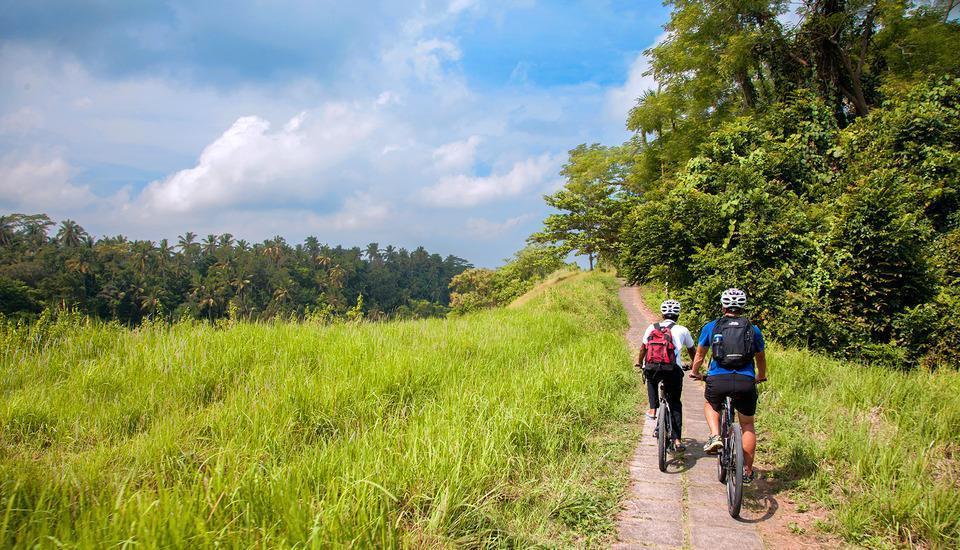 Jannata Resort & Spa Ubud - kegiatan Bersepeda