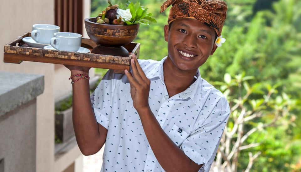 Jannata Resort & Spa Ubud - Layanan Kamar