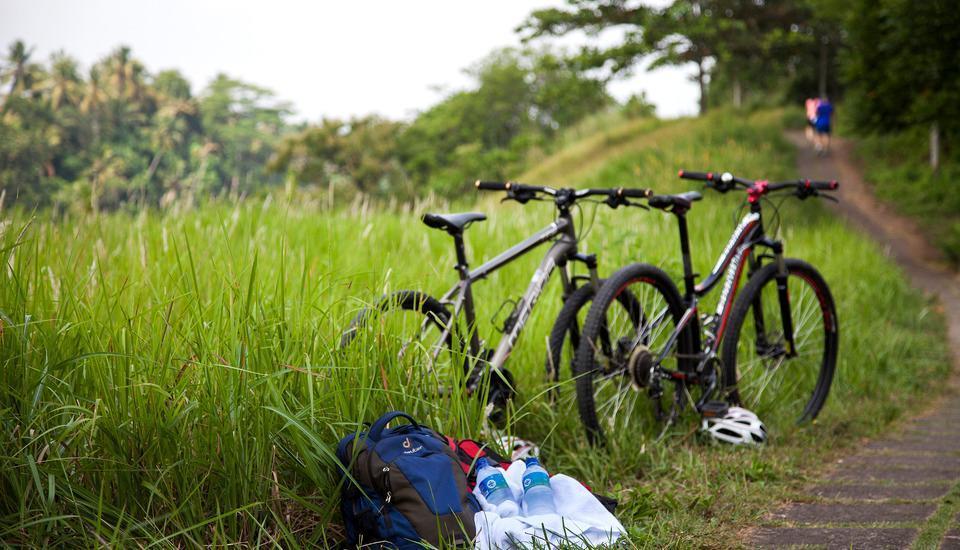 Jannata Resort & Spa Ubud - Bersepeda
