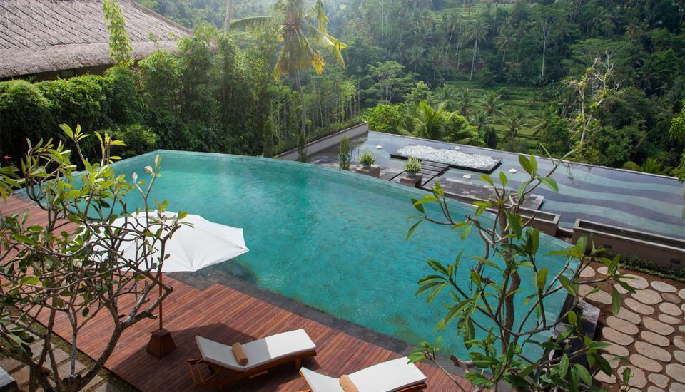 Jannata Resort & Spa Ubud - Kolam Renang