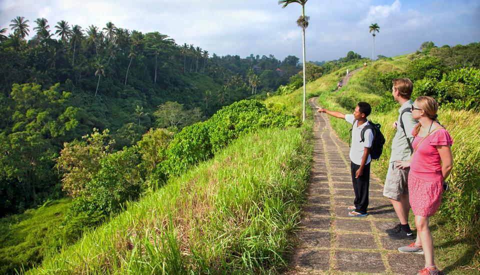 Jannata Resort & Spa Ubud - Trekking