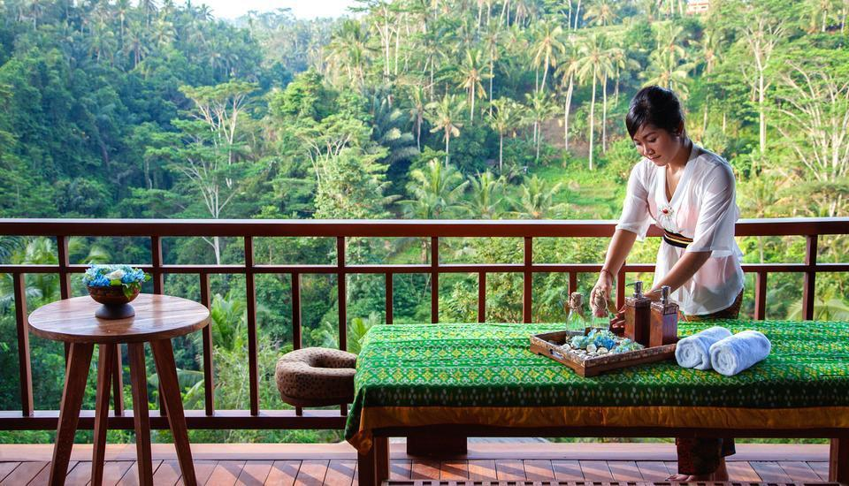 Jannata Resort & Spa Ubud - Pemijatan