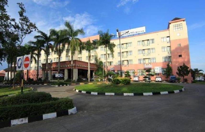 Hotel Bintang Sintuk Bontang - pemandangan sisi