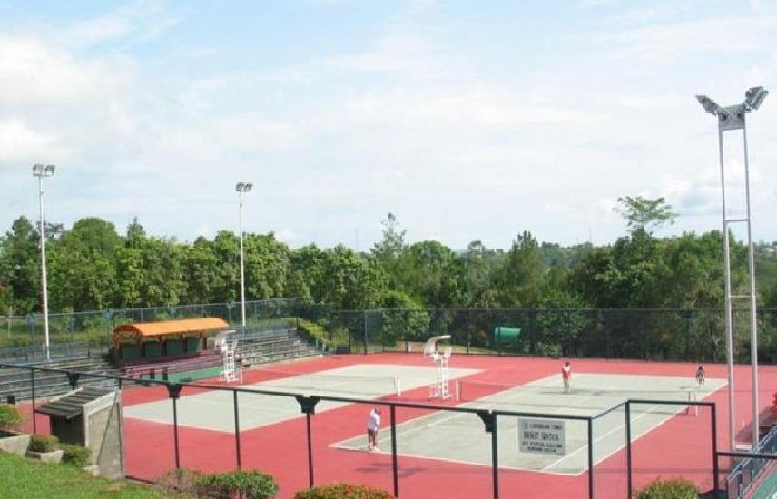 Hotel Bintang Sintuk Bontang - Tenis
