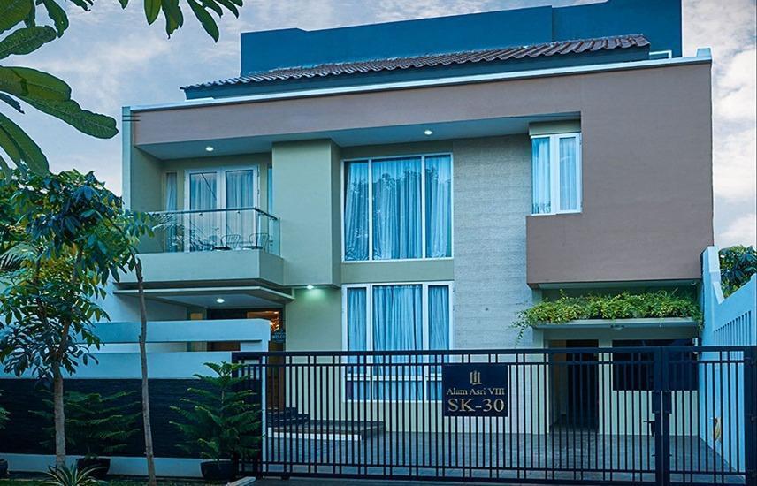 Elliottii Residence Alam Asri Jakarta - Eksterior