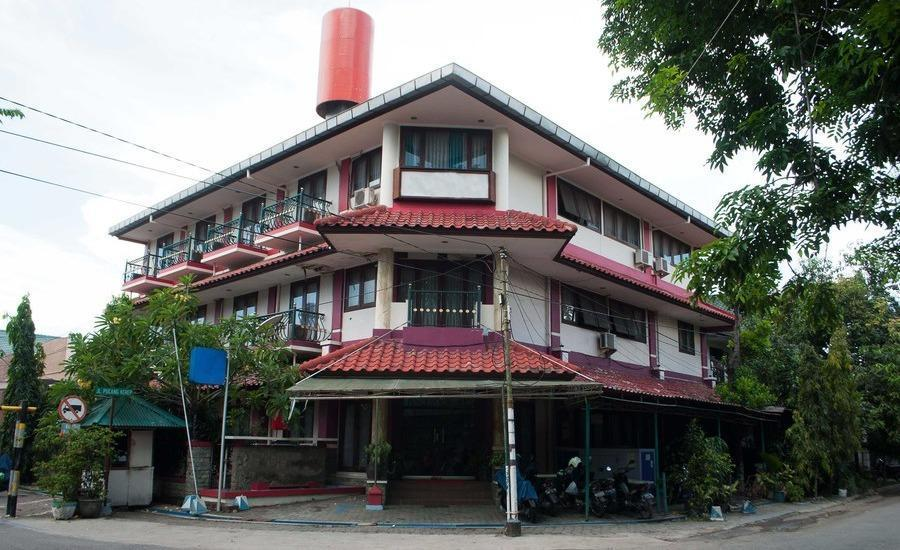 RedDoorz @ Pucang Anom Surabaya - Eksterior