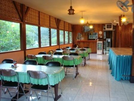 Wailiti Hotel Maumere - Restaurant