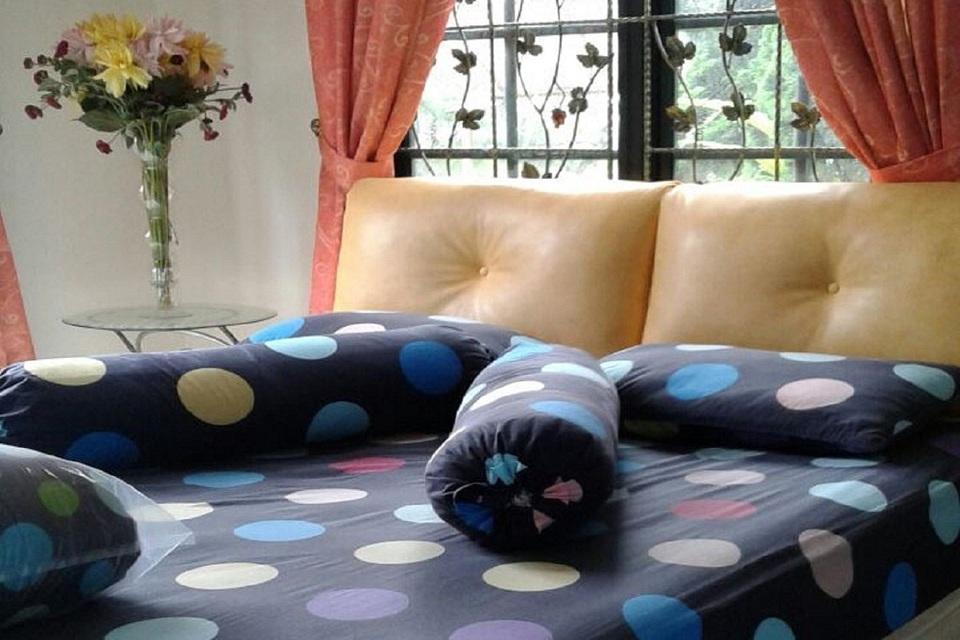 Villa Kota Bunga Blok GG By DCM Cianjur - Villa 3 Bedroom Regular Plan