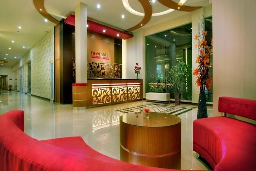 favehotel Kusumanegara - Lobi