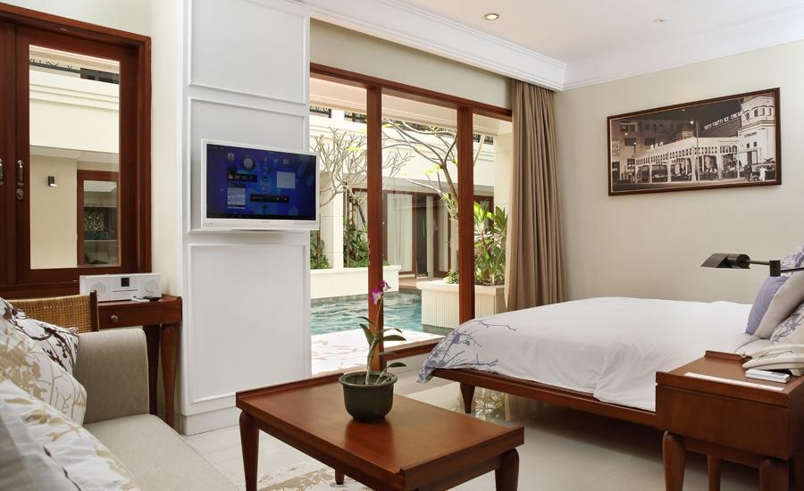 Seminyak Lagoon Bali - Lagoon View Room Only Save 42%