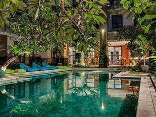Sara Residence Bali - Kolam Renang